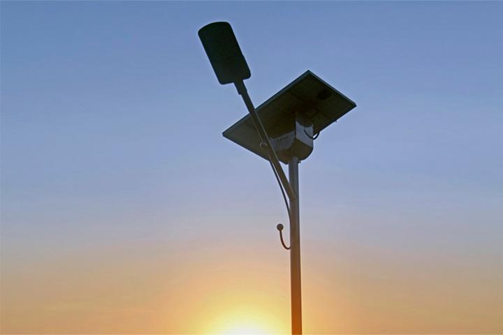 太陽能路燈系(xi)統