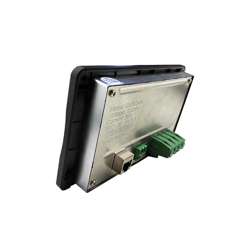 面(mian)板安裝太陽能充電控制(zhi)器